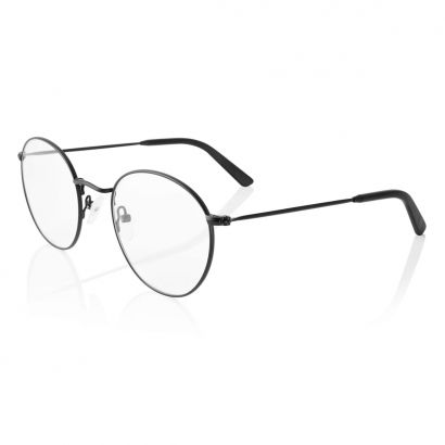 Nobody - montatura occhiali da vista - metallo nero