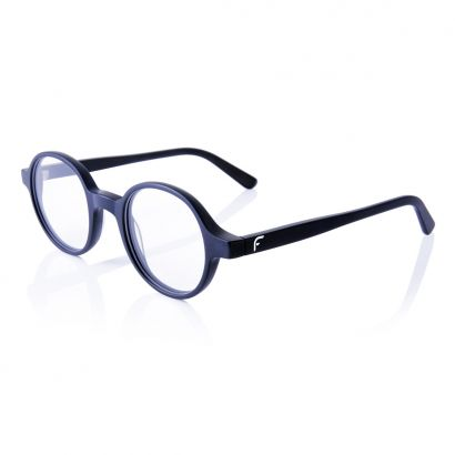 Runaway - montatura in acetato per occhiali da vista - nero