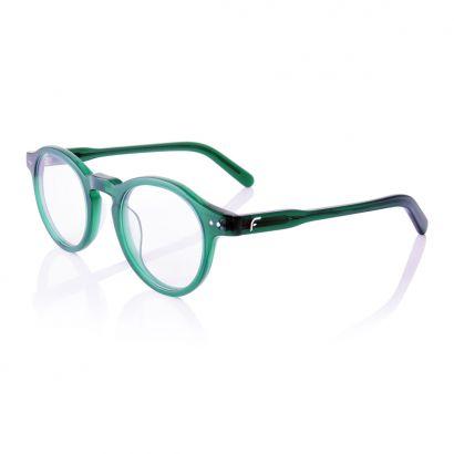 Stay - montatura in acetato per occhiali da vista - verde