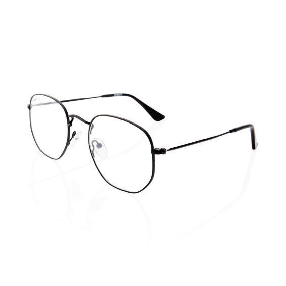 5b5491d32c Hexagon Metal Frame Prescription Glasses Hexagonal Shape For Women Men